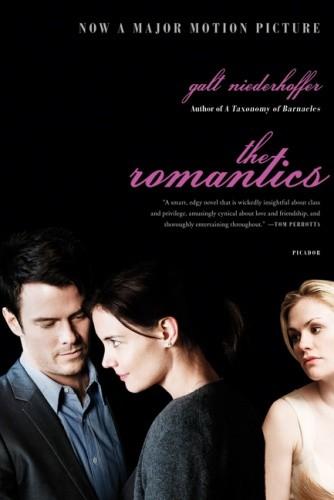Okładka książki The Romantics
