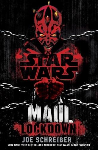 Okładka książki Maul: Lockdown