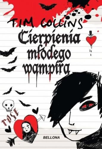 Okładka książki Cierpienia młodego wampira