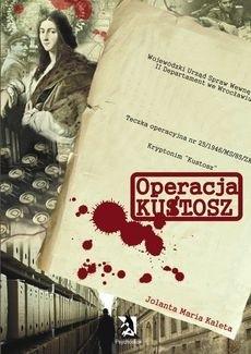 Okładka książki Operacja Kustosz
