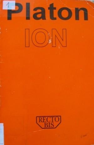 Okładka książki Ion