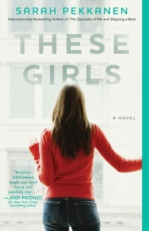 Okładka książki These girls