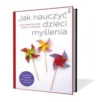 Okładka książki Jak nauczyć dzieci myślenia