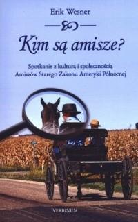 Okładka książki Kim są amisze?