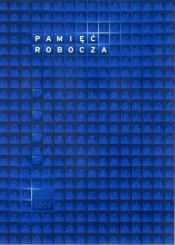 Okładka książki Pamięć robocza
