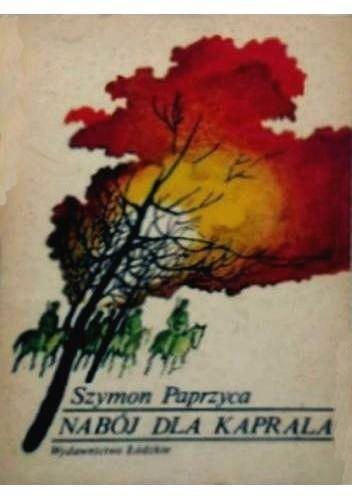 Okładka książki Nabój dla kaprala
