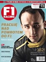 Okładka książki F1 racing nr 103