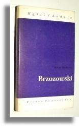 Okładka książki Brzozowski