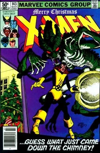 Okładka książki Uncanny X-Men Vol 1 #143