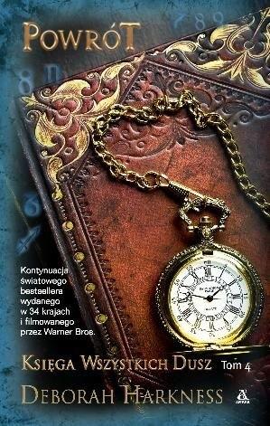 Okładka książki Powrót