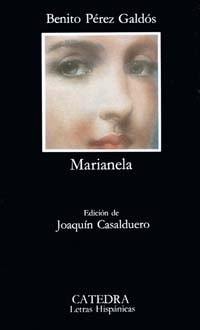 Okładka książki Marianela
