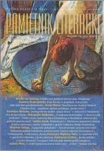 Okładka książki Pamiętnik Literacki 4/2012