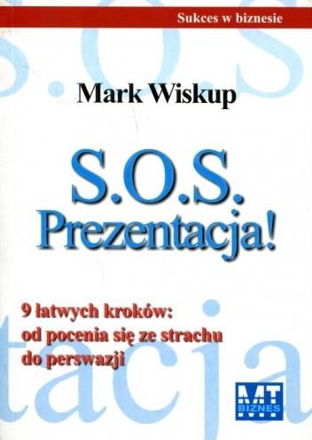 Okładka książki S.O.S. Prezentacja!