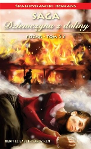 Okładka książki Pożar
