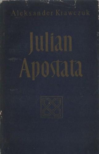 Okładka książki Julian Apostata