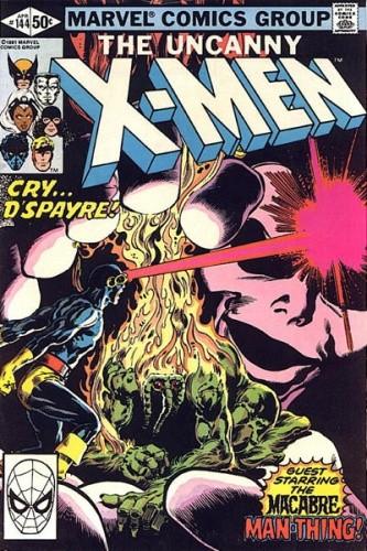 Okładka książki Uncanny X-Men Vol 1 #144