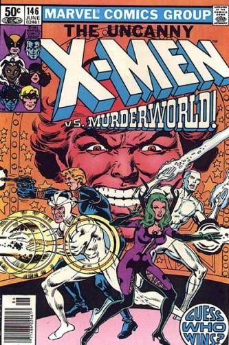Okładka książki Uncanny X-Men Vol 1 #146