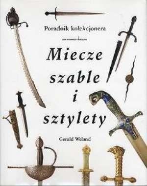 Okładka książki Miecze, Szable i Sztylety