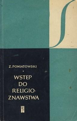 Okładka książki Wstęp do religioznawstwa