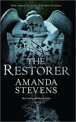 Okładka książki The Restorer
