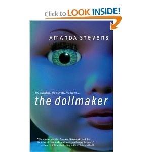 Okładka książki The Dollmaker