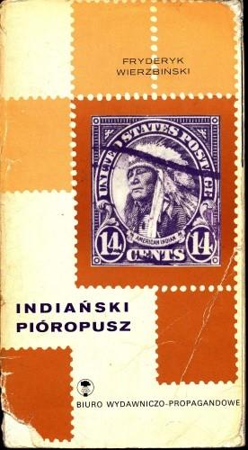 Okładka książki Indiański pióropusz
