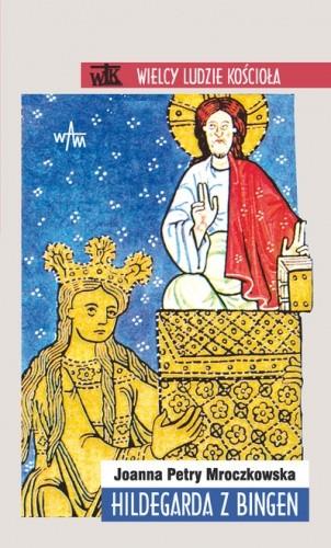 Okładka książki Hildegarda z Bingen
