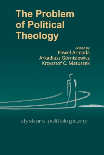 Okładka książki The Problem Of Political Theology