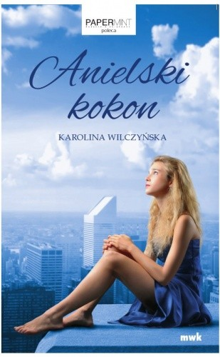 Okładka książki Anielski kokon