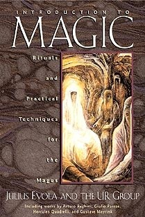 Okładka książki Introduction to Magic: Rituals and Practical Techniques for the Magus