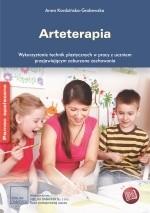 Okładka książki Arteterapia. Wykorzystanie technik plastycznych w pracy z uczniem przejawiającym zaburzone zachowania