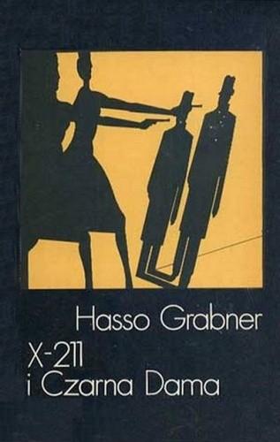 Okładka książki X-211 i Czarna Dama