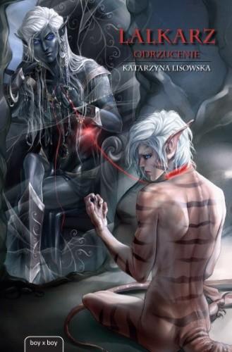 Okładka książki Lalkarz: Odrzucenie