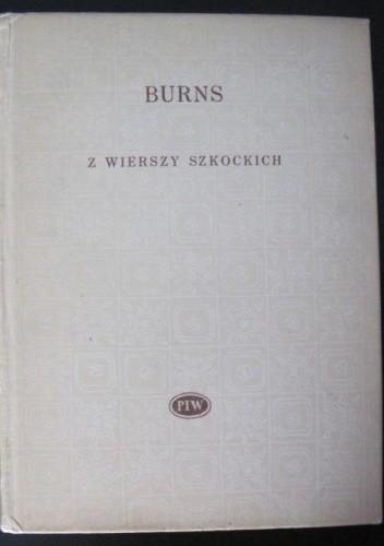Okładka książki Z wierszy szkockich