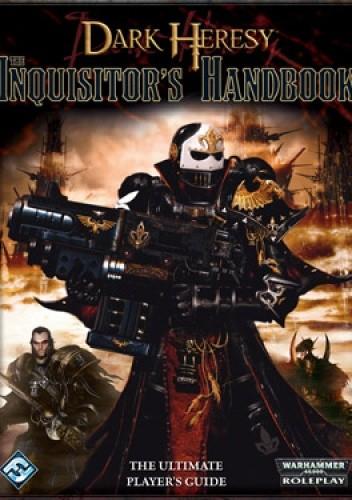 Okładka książki Inquisitor's Handbook, The
