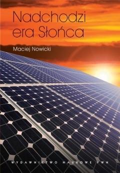 Okładka książki Nadchodzi era Słońca