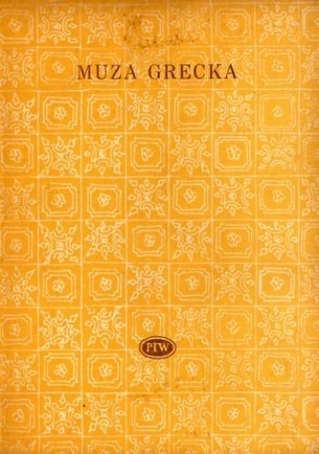 Okładka książki Muza grecka