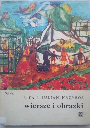Okładka książki Wiersze i obrazki
