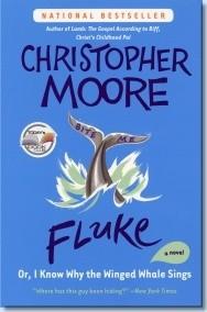 Okładka książki Fluke or, I know why the winged whale sings