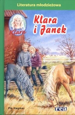 Okładka książki Klara i Janek