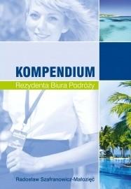 Okładka książki KOMPENDIUM Rezydenta Biura Podróży