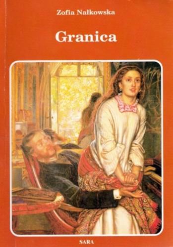 Okładka książki Granica