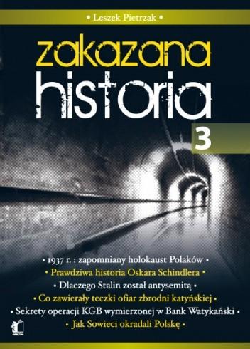 Okładka książki Zakazana historia 3