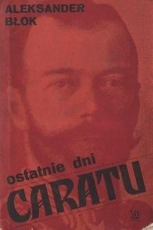 Okładka książki Ostatnie dni caratu