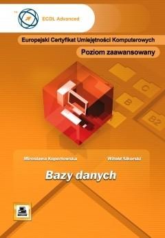 Okładka książki Bazy danych. Poziom zaawansowany