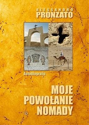 Okładka książki Moje Powołanie Nomady