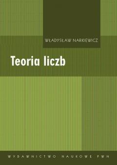 Okładka książki Teoria liczb