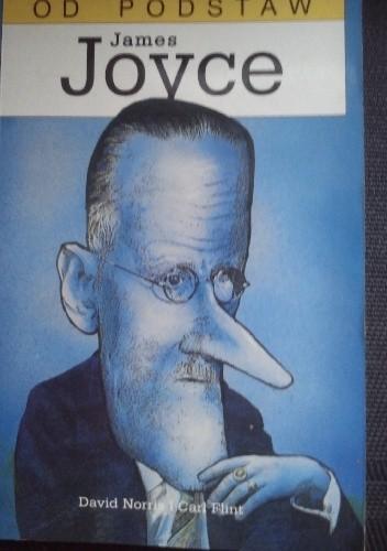 Okładka książki James Joyce od postaw