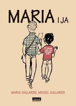 Okładka książki Maria i ja