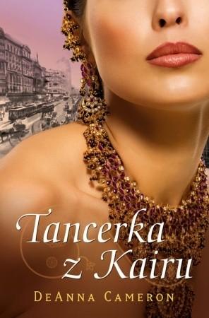 Okładka książki Tancerka z Kairu